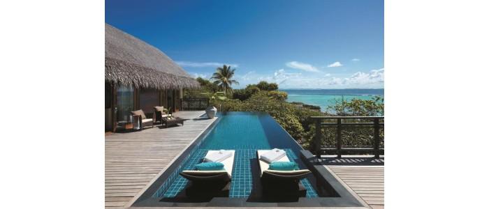 LUNA DE MIERE MALDIVE - Shangri La's Villingili Resort & Spa 6*